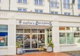 Das Hotel Jann von Norderney freut sich auf Ihren Besuch!