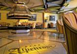 Hotel Resort Alpenrose, Kaminsaal