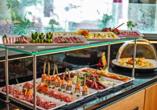 Hotel Resort Alpenrose, Buffet