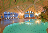 Hotel Resort Alpenrose, Panorma Hallenbad