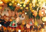 MS Antonia, Weihnachtsmarkt