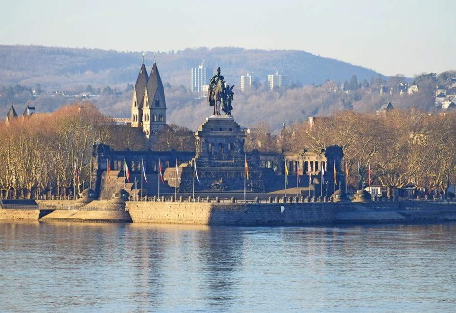MS Antonia, Koblenz