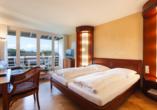 Beispiel eines Doppelzimmers im AllgäuSternHotel