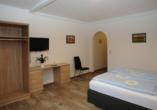 Beispiel für ein Doppelzimmer.