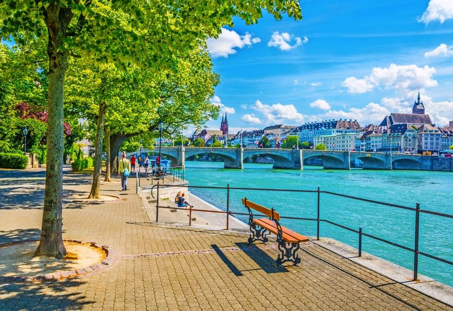MS VistaSerenity, Basel