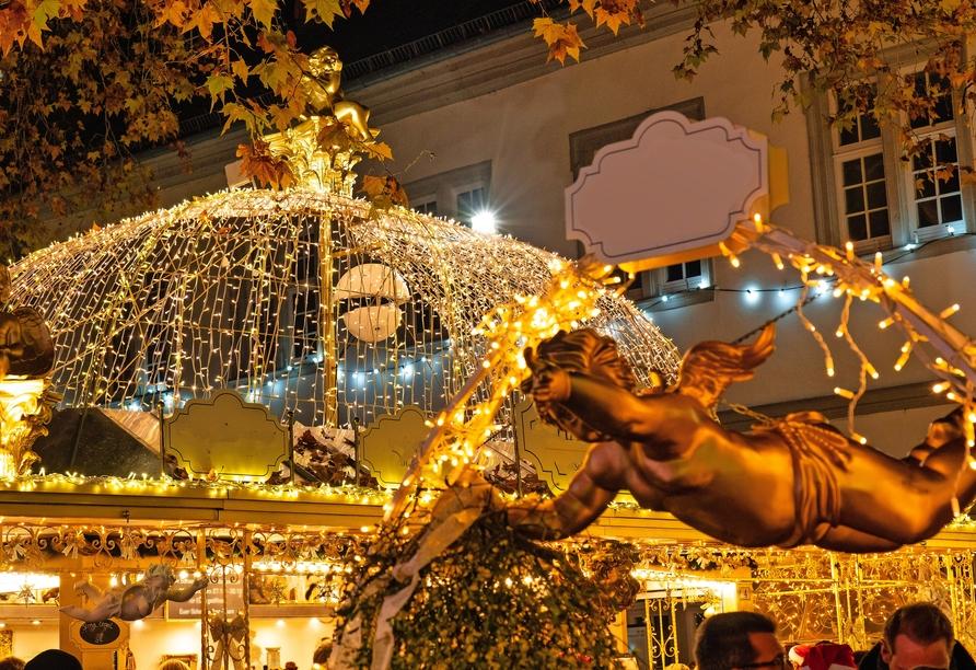 MS Rhein Symphonie, Weihnachtsmarkt Koblenz