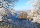 MS Rhein Symphonie, Winterlandschaft Loreley
