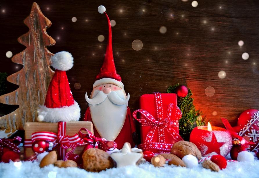MS Rhein Symphonie, Weihnachtliches Motiv