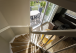 Treppe in der Villa Chiemsee Komfort.