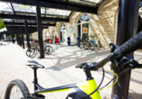 Nutzen Sie den Fahrradverleih des Dormio Resorts Eifeler Tor, um die Region zu erkunden.