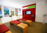 Ausflugstipps erhalten Sie am Infopunkt Rureifel Tourismus.