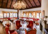 Hotel Am Sachsengang in Groß-Enzersdorf, Österreich, Restaurant
