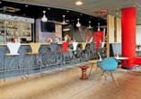 Bar des Hotels ibis Amsterdam City West