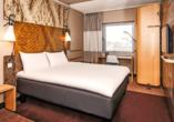 Beispiel eines Doppelzimmers Standard im Hotel ibis Amsterdam City West.
