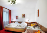 Hotel Habhof in Mösern bei Seefeld in Tirol, Beispiel Doppelzimmer Economy
