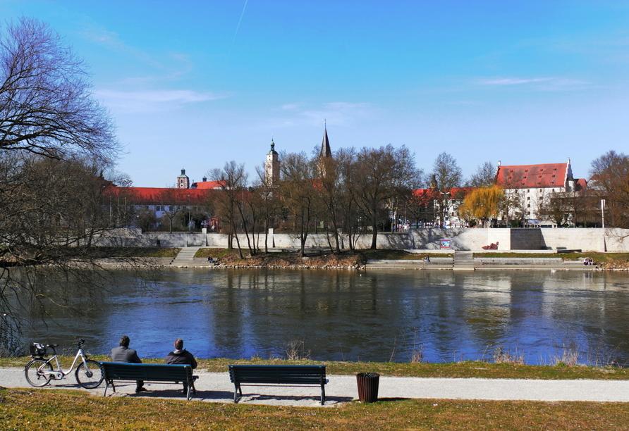 Ingolstadt Stadtpanorama