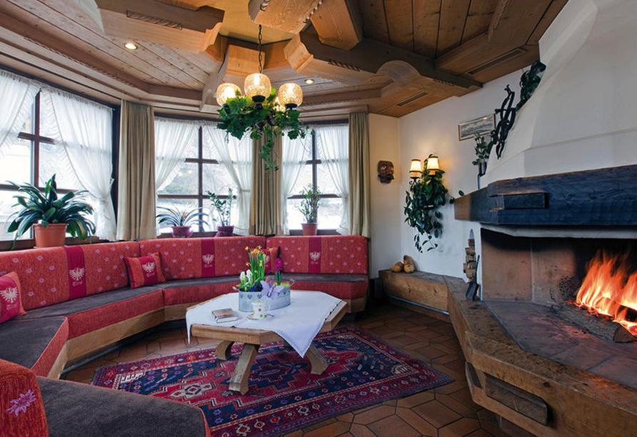 Hotel Auderer in Imst in Tirol Österreich, Lobby