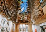 Artotel in Sanur, Galerie im Artotel