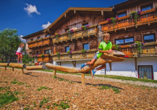 Hotel Basekamp Katschberg, Spielepfad