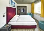 Hotel Basekamp Katschberg, Beispiel Doppelzimmer