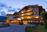 Hotel Harmony Sonnschein in Niederau, Österreich, Außenansicht