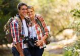 Aufgrund der Nähe zum Altmühltal können Sie während Ihres Urlaub hervorragend wandern gehen.