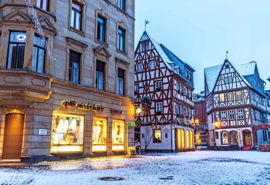 MS Antonia, Altstadt Mainz