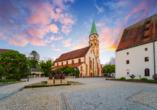 Kirche von Neumarkt in der Oberpfalz