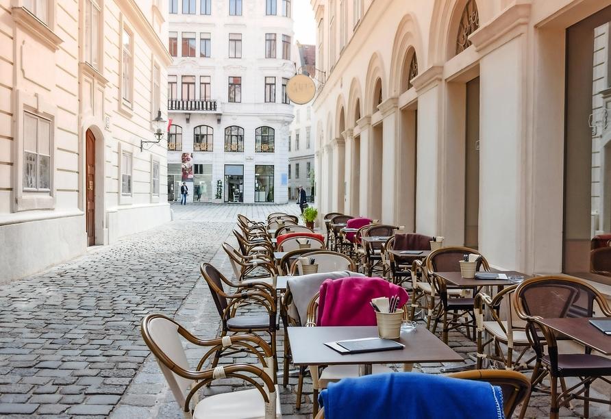 Leonardo Hotel Vienna, Wiener Straße