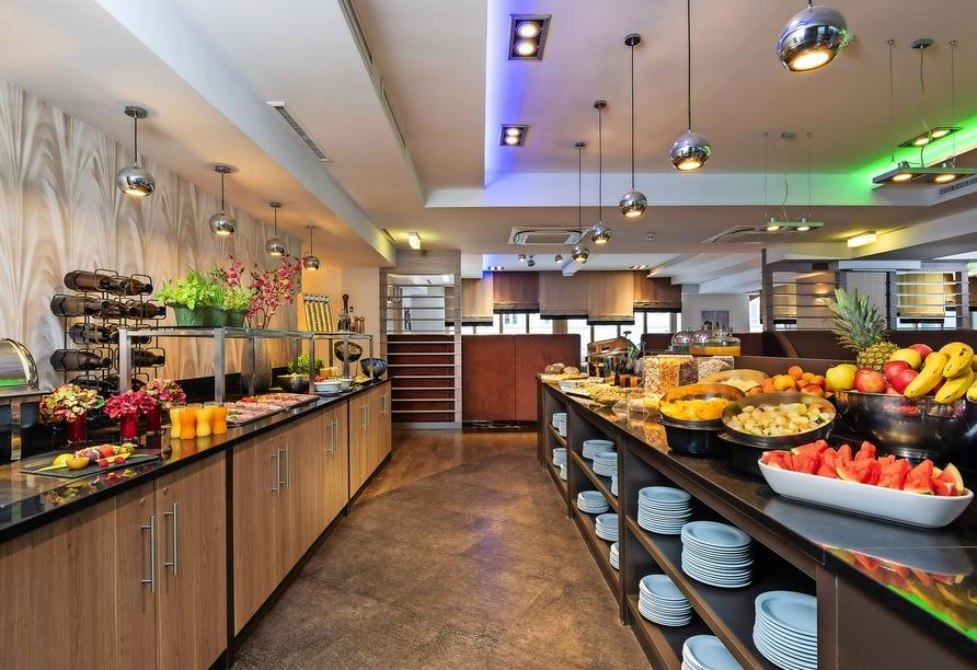 Leonardo Hotel Vienna, Frühstück