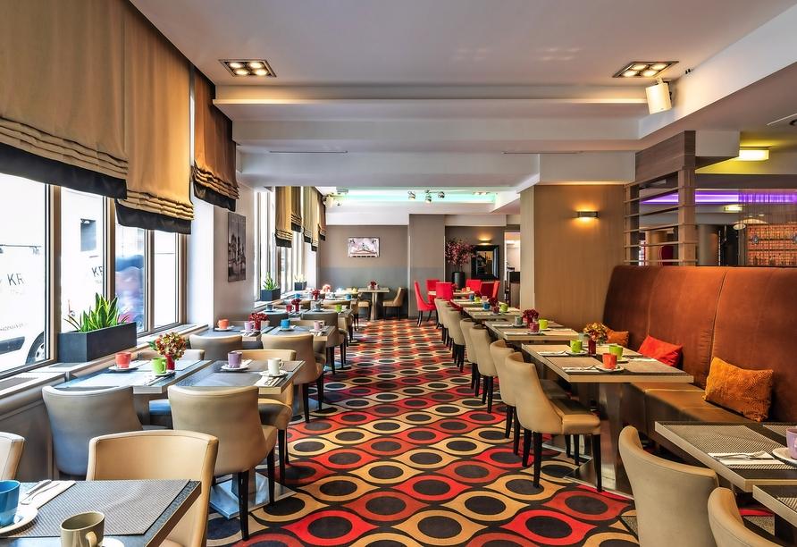 Leonardo Hotel Vienna, Frühstücksraum