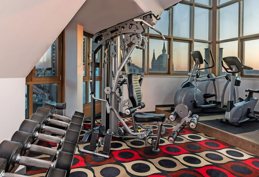 Leonardo Hotel Vienna, Fitnessraum