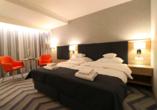 Hotel Hamilton in Swinemünde, Polen, Zimmerbeispiel