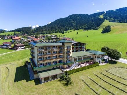 Ihr Urlaubsdomizil: Hotel Harmony Harfenwirt.