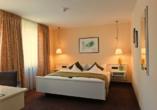 Beispiel für ein Doppelzimmer Komfort.