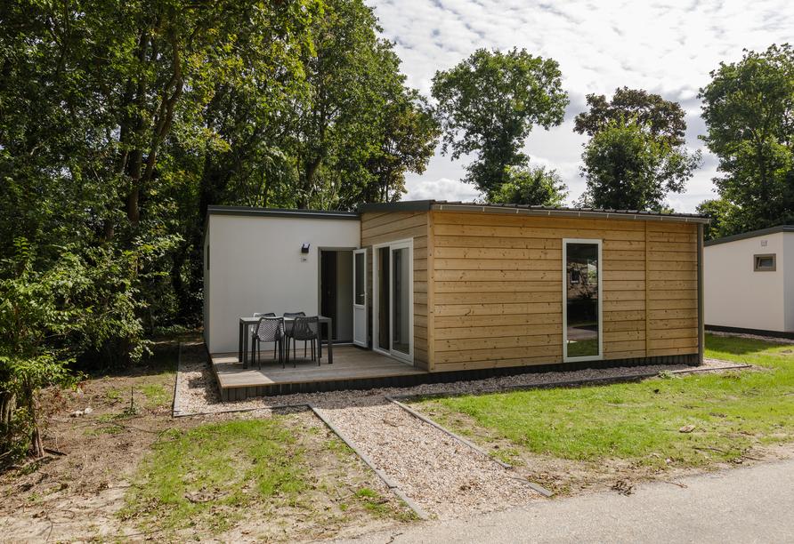 Roompot Vakantiepark Kijkduin, Chalet