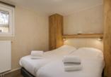 Roompot Vakantiepark Kijkduin, Schlafzimmer