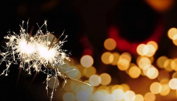 Rutschen Sie gut ins neue Jahr!