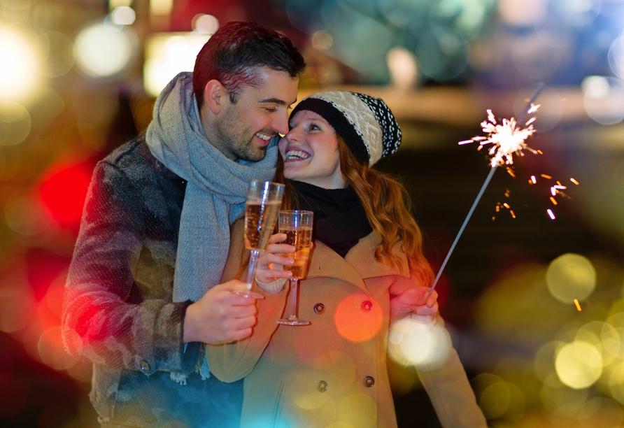Starten Sie gut in das neue Jahr!