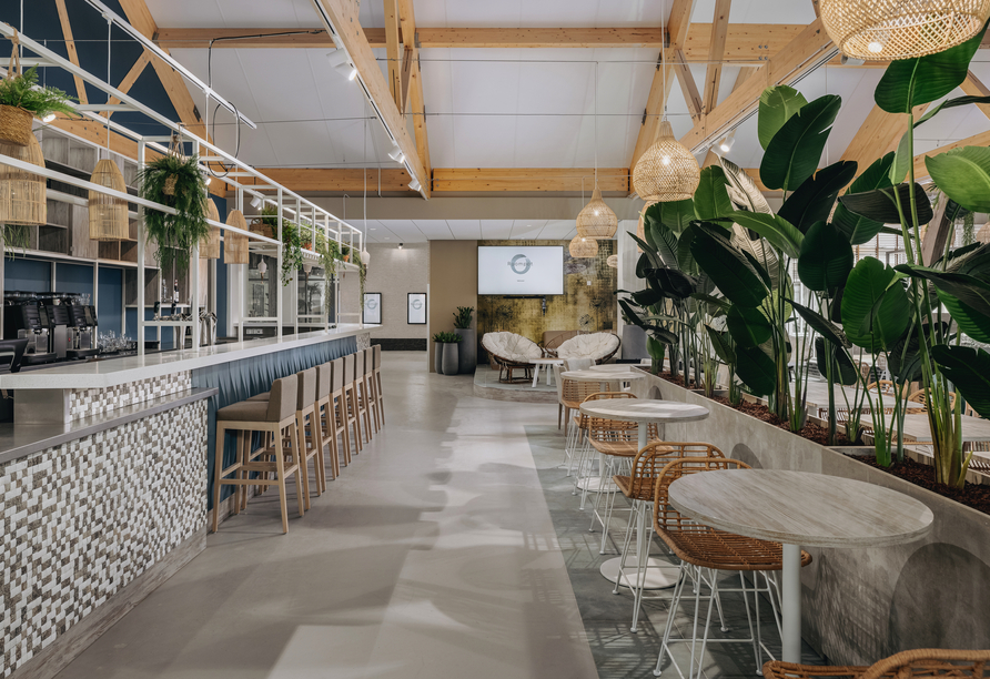 Roompot Beach Resort Nieuwvliet-Bad, Restaurant