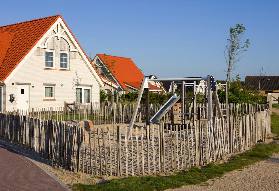 Roompot Beach Resort Nieuwvliet-Bad, Spielplatz