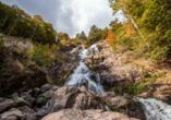 Wasserfall in der Nähe von Todtnau