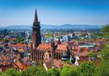 Das beeindruckende Freiburger Münster