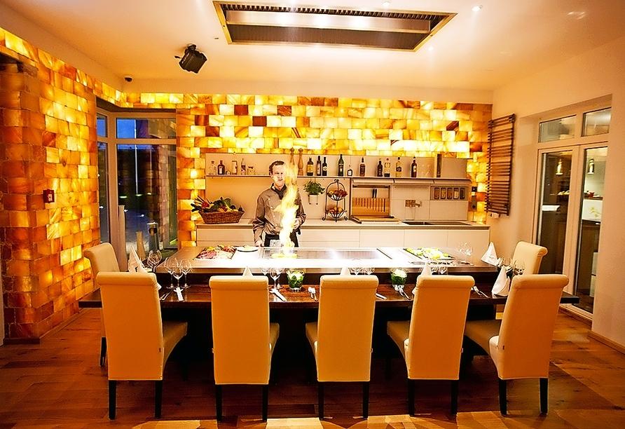 Siemon's Teppanyaki steht für exquisite Küche – jeder Besuch ist ein Erlebnis!