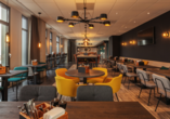 Hotel the niu Fender in Amsterdam, Niederlande, Restaurant