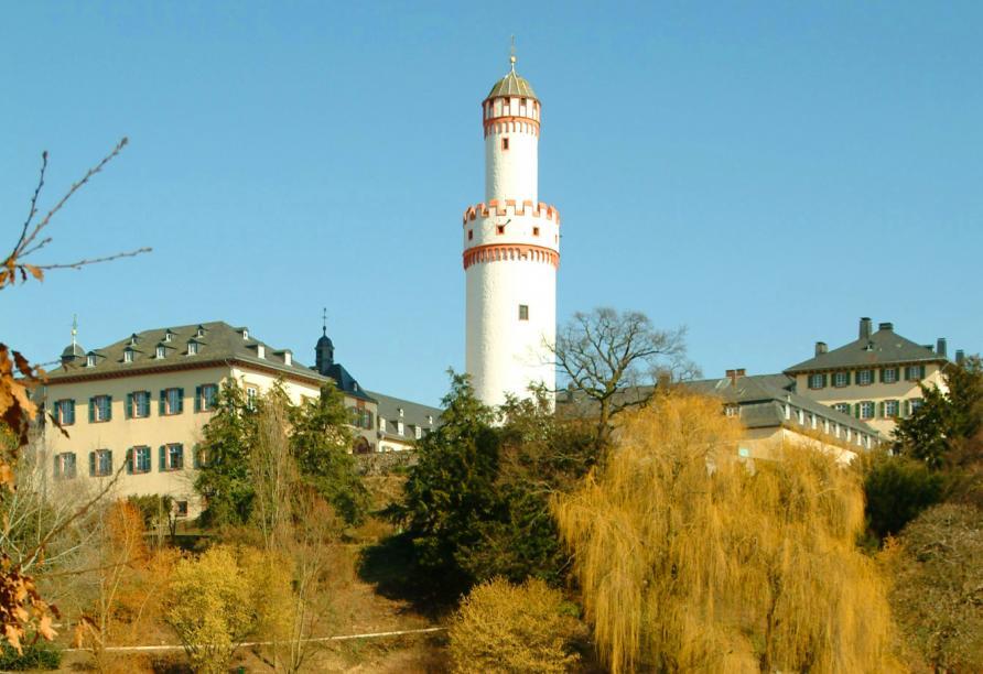 Steigenberger Hotel Bad Homburg, Schlossgarten