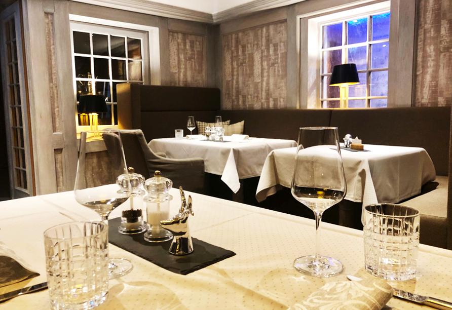 Restaurant Huxori-Stube im Ringhotel Niedersachsen