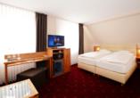 Beispiel eines Doppelzimmers Komfort im Ringhotel Nidersachsen