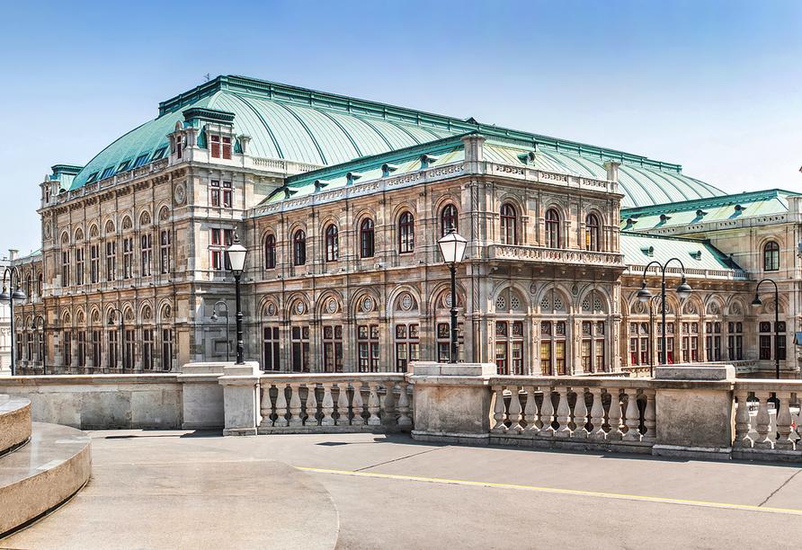 Hotel Kaiserhof Wien, Staatsoper