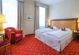 Hotel Kaiserhof Wien, Doppelzimmer Petit